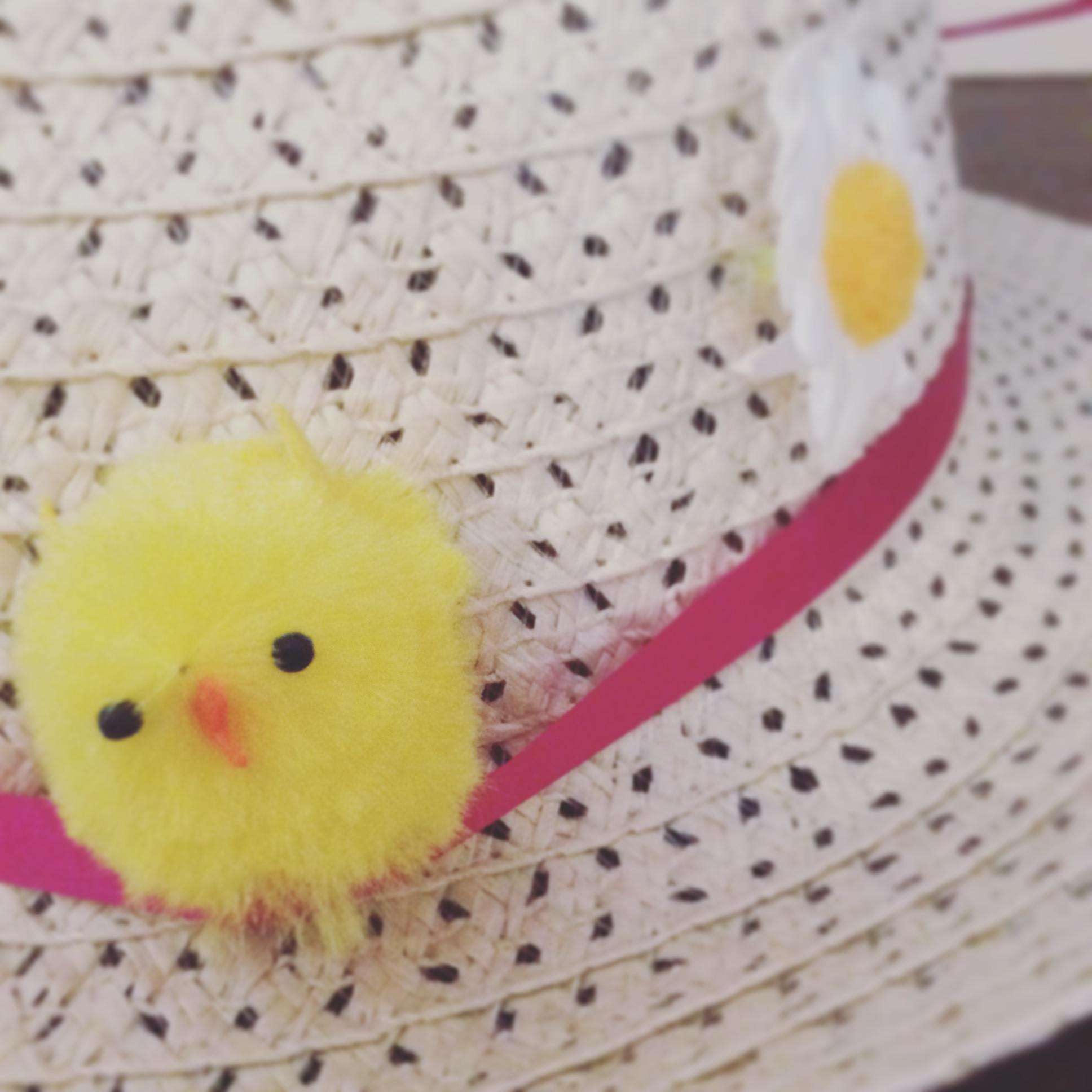 Easter Hat Craft